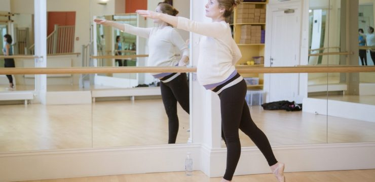 The hidden benefits of a strong BALLERINA POSTURE