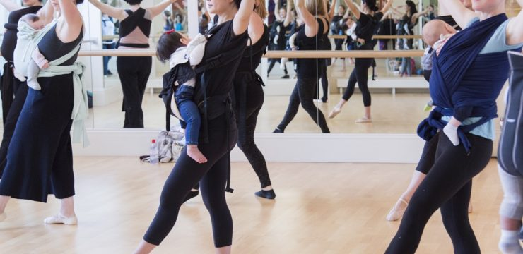 Why ballet could be the start of a wonderful bond with your baby