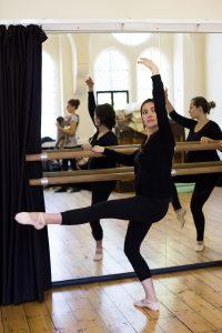Pregnancy Ballet