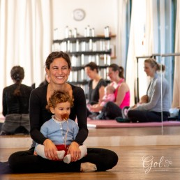 Barre&Baby Teacher Elisa Reinerio