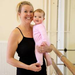Barre&Baby Teacher Highgate Amanda